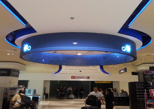 Aangepaste LED-scherm