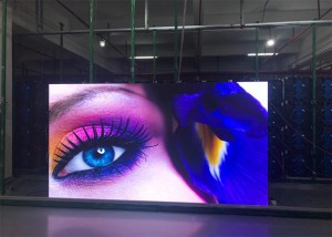 P1.25 LED display wall