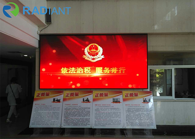 P4 indoor LED wall (6)